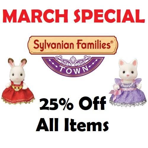 Sylvanian Town