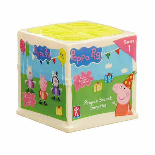 Peppa Pig Peppa's Secret Surprise
