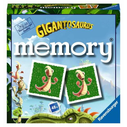 Ravensburger Mini Memory Game Gigantosaurus