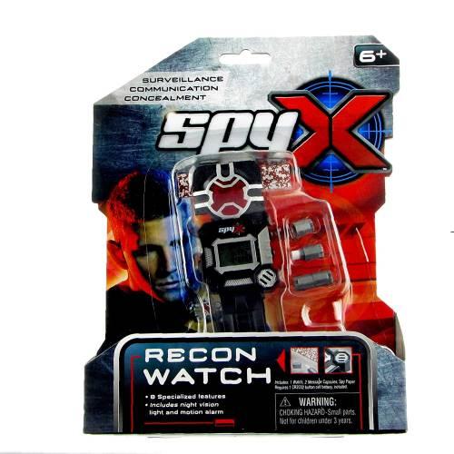 Spy X - Recon Watch