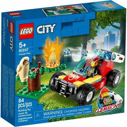 Lego 60247 City Forest Fire