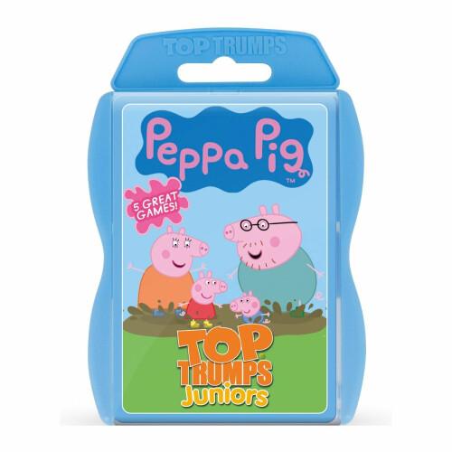 Top Trumps Juniors Peppa Pig