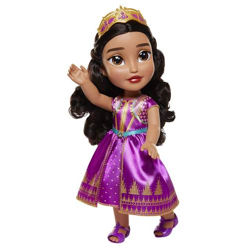 Disney Princess - Aladdin Toddler Jasmine Doll Purple