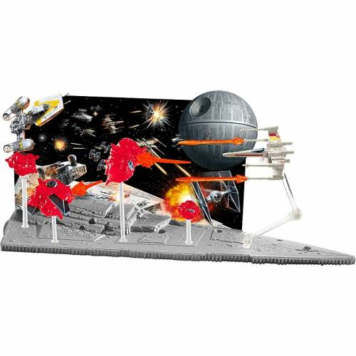 Hot Wheels Star Wars Star Destroyer Assault