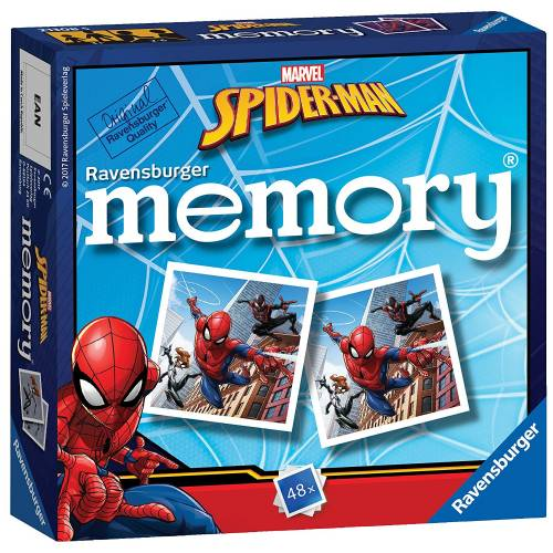 Ravensburger Mini Memory Game Spiderman