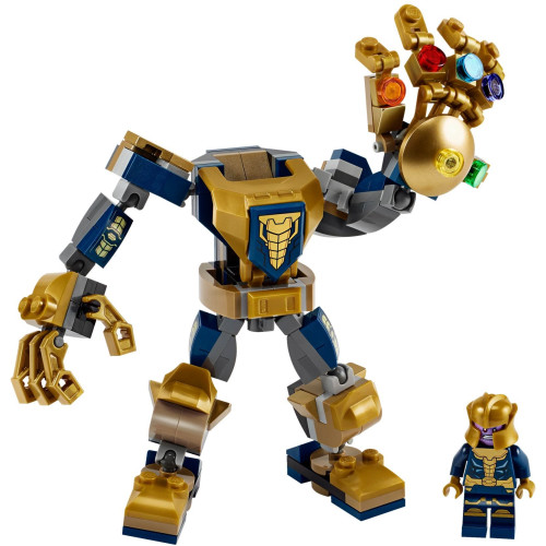 Lego 76141 Avengers Thanos Mech