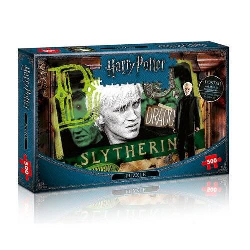 Harry Potter Slytherin 500 Piece Jigsaw Puzzle