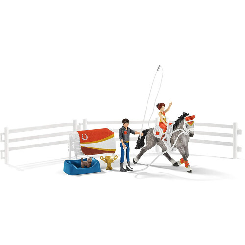 Schleich 42443 Horse Club Mia's Vaulting Set
