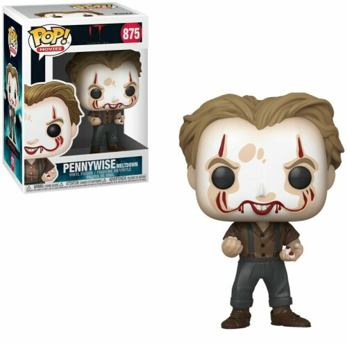 Funko Pop Vinyl - IT Chapter Two - Pennywise Meltdown 875