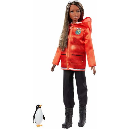 Barbie National Geographic Marine Biologist Doll