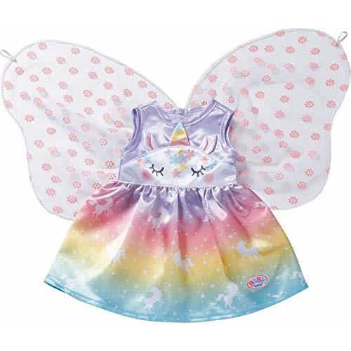 Baby Born Rainbow Unicorn Outfit