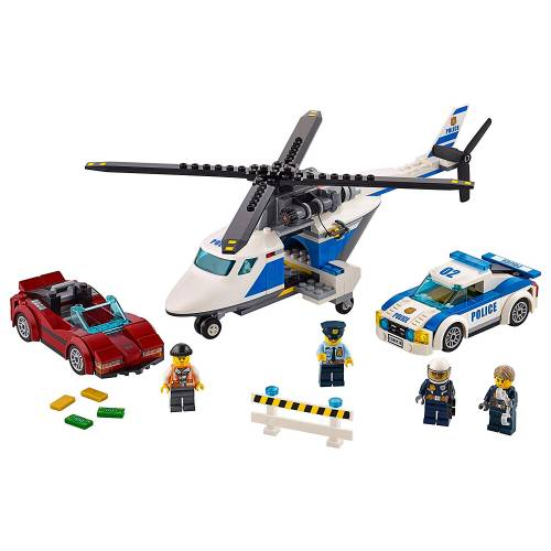 Lego 60138 City Police High Speed Chase