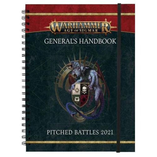 Warhammer Age of Sigmar - General's Handbook Pitched Battles 2021