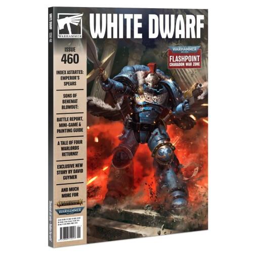 Warhammer - White Dwarf Issue 460