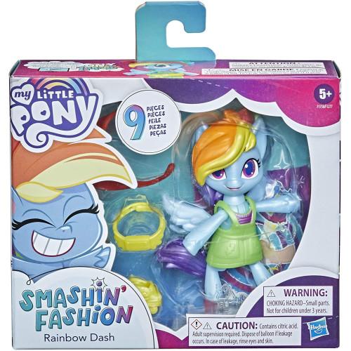 My Little Pony Smashin Fashion-  Rainbow Dash