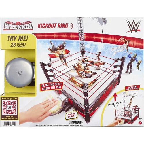 WWE Wrekkin Kickout Ring