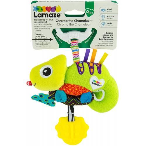Tomy Lamaze Chroma the Chameleon