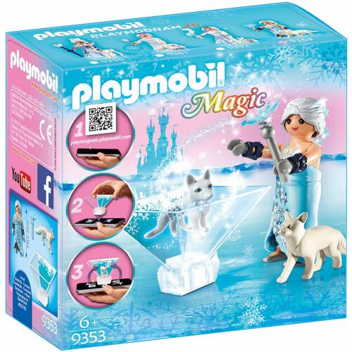 Playmobil 9353 Magic Winter Blossom Princess