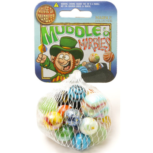 House of Marbles - Muddle 'o' Marbles