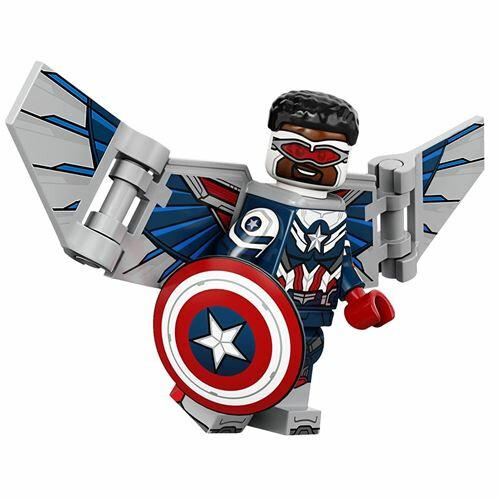 Lego 71031 Marvel Studios Minifigures - Captain America