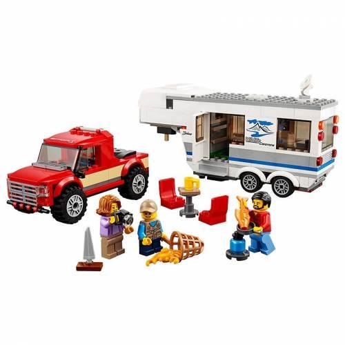 Lego 60182 Pickup and Caravan