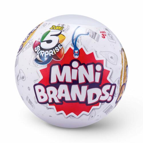 Zuru 5 Surprise Mini Brands Series 2
