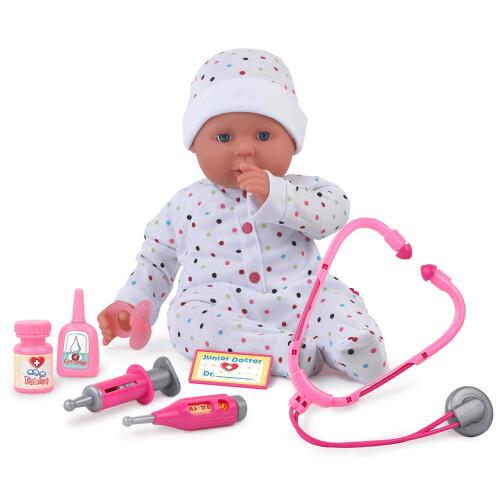 Dolls World Dolly Doctor