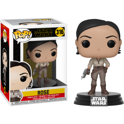 Funko Pop Vinyl - Star Wars - Rose 316