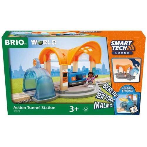 Brio 33973 Action Tunnel Station