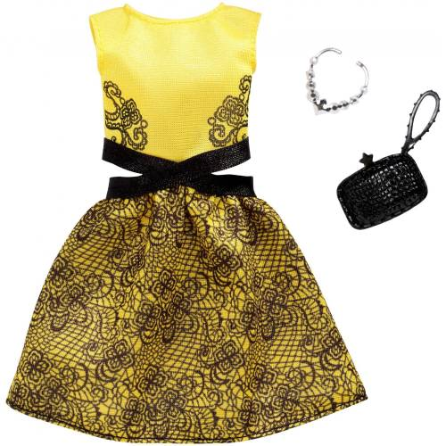 Barbie Fashionistas Outfit (FXJ08)