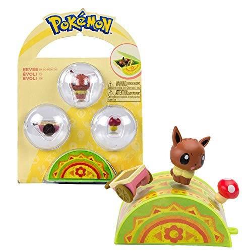 Pokemon Petite Pals Playset - Eevee