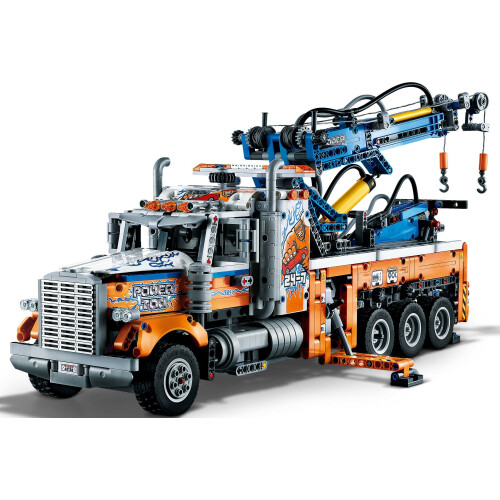 Lego 42128 Technic Heavy-duty Tow Truck