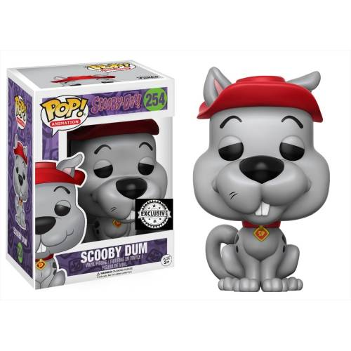 Funko Pop Vinyl Scooby Dum 254