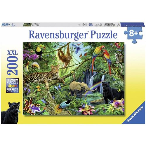 Ravensburger 200 XXL Piece Puzzle Jungle