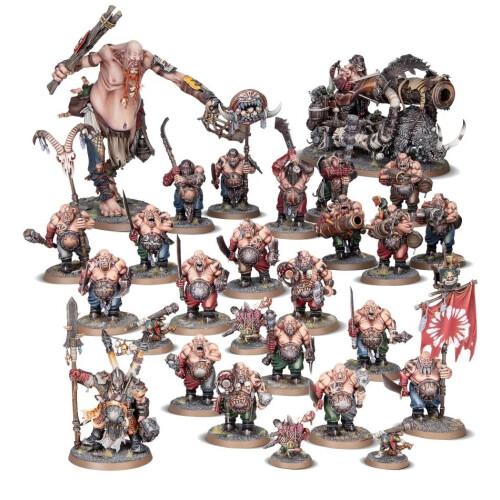 Warhammer Age of Sigmar - Ogor Mawtribes Meatgrinder Warglutt