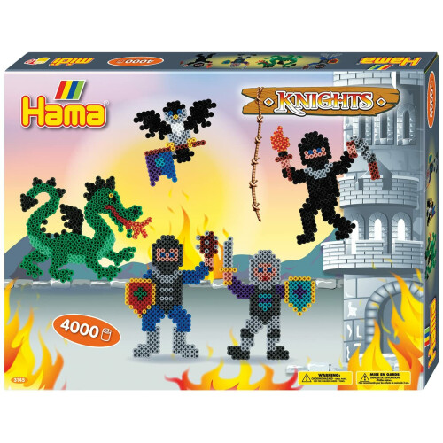 Hama Beads 3145 Knights Gift Box