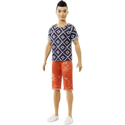 Barbie Fashionistas Ken 115