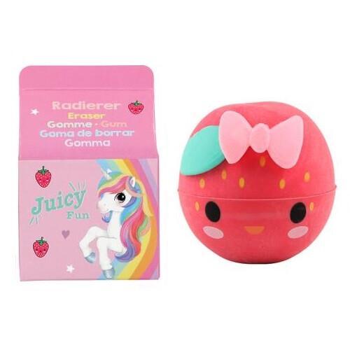 Depesche Ylvi & the Minimoomis Fruit Eraser - Strawberry