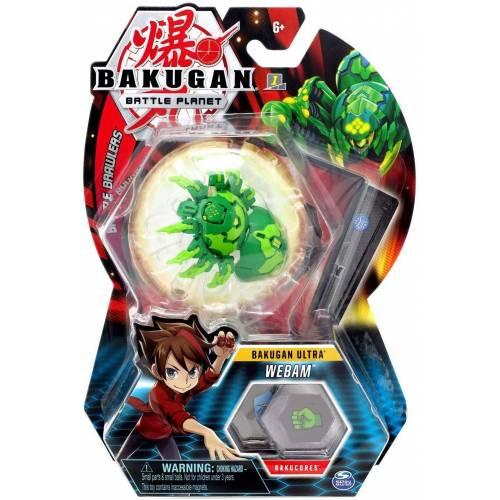 Bakugan Ultra - Webam