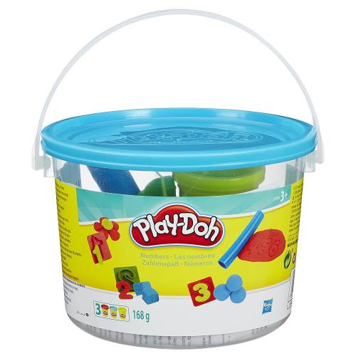Play-Doh Mini Bucket - Numbers