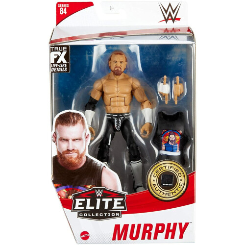 WWE Elite Collection - Series #84 - Murphy
