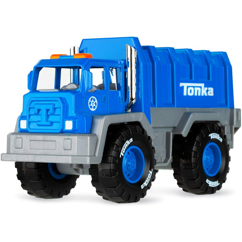 Tonka Mighty Metal Fleet - Garbage Truck