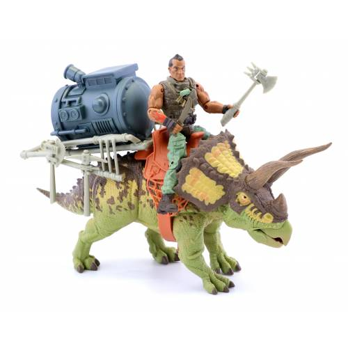 Jurassic Clash! Dino Commander Triceratops