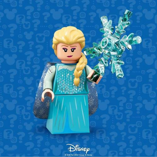 Lego Disney Minifigure Series 2 Elsa