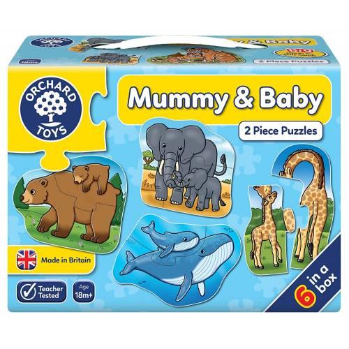 Orchard Mummy & Baby Jigsaw Puzzle