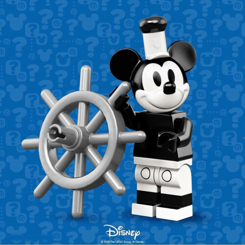 Lego Disney Minifigure Series 2 Vintage Mickey