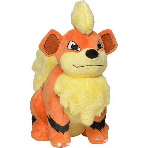 Pokemon 8 Inch Plush - Growlithe