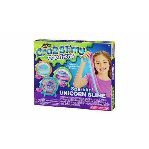 Cra-Z-Slimy Sparklin' Unicorn Slime