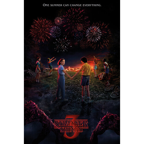 Maxi Posters - Stranger Things (One Summer)