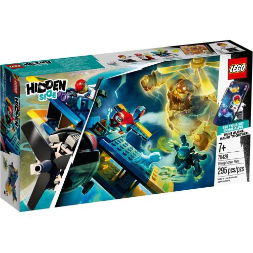 Lego 70429 Hidden Side El Fuego's Stunt Plane